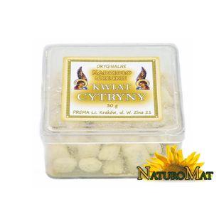 Kadzidło Greckie - kwiat cytryny - 30g