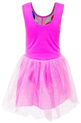 Sukienka Shimmer & Shine Licencja Nickelodeon (SS12263 4Y) na Arena.pl
