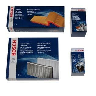 Filtry BOSCH zestaw OPEL ASTRA H / III 1.9 CDTi