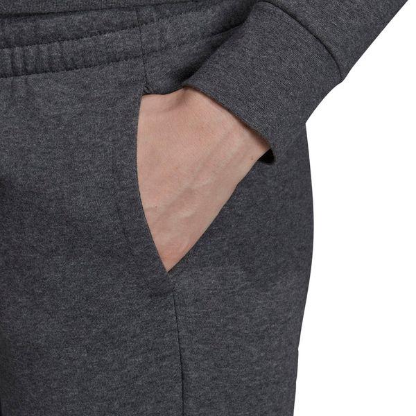 Spodnie damskie adidas W Essentials Linear FL c.szary EI0673 2XS zdjęcie 4
