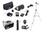 ORDRO DV-12 Kamera cyfrowa z pilotem Full HD 16x Zoom j. polski T237S zdjęcie 11