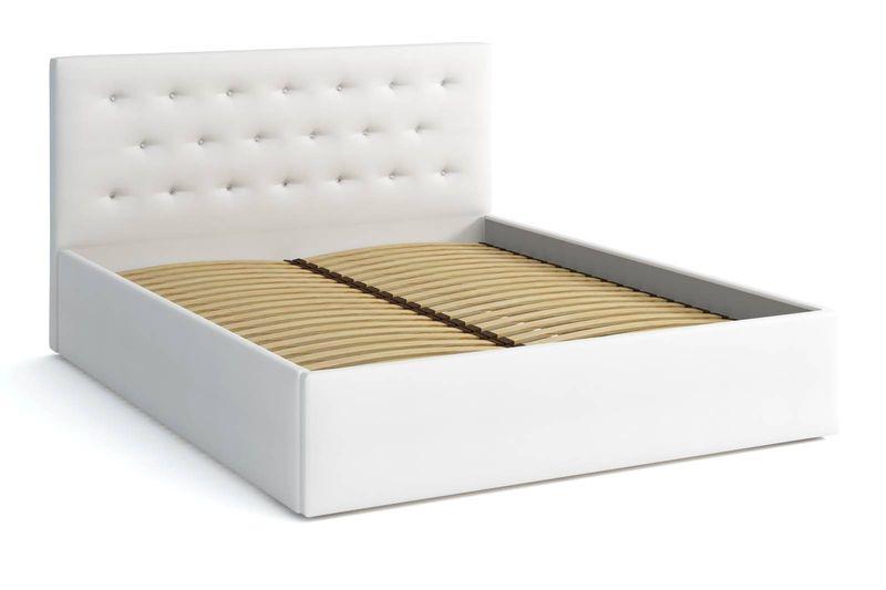 Łóżko tapicerowane z materacem 180x200 BIRD Star zdjęcie 4