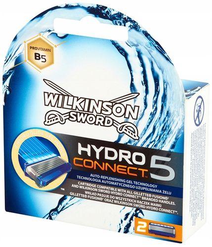 8x WKŁADY OSTRZA WILKINSON Hydro 5 Connect na Arena.pl