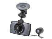Wideorejestrator kamera samochodowa + TYŁ VR-200