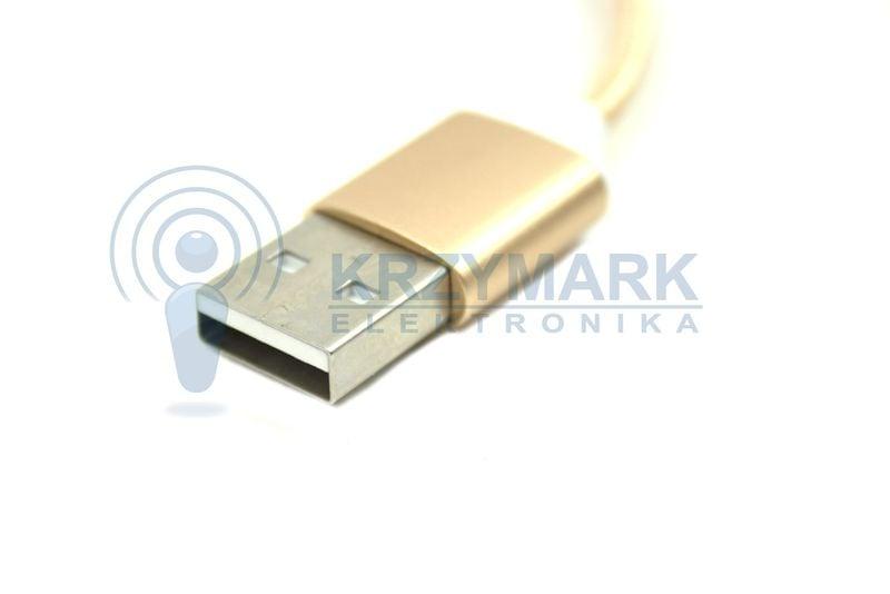 KABEL MAGNETYCZNY USB IPHONE 5 5S SE 6 6S 7 PLUS 8 zdjęcie 2