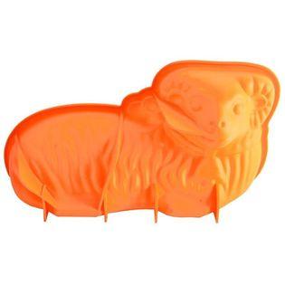 Forma Silikonowa Baranek (Pomarańczowy)