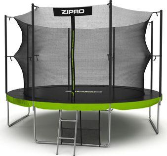 Zipro Trampolina ogrodowa z siatką wewnętrzną 12FT 374cm