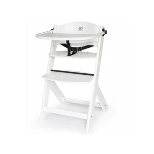 Krzesełko do karmienia KINDERKRAFT ENOCK 3w1 Białe