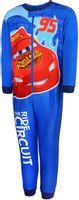 Piżama kombinezon Cars Zygzak McQueen 98 niebieski