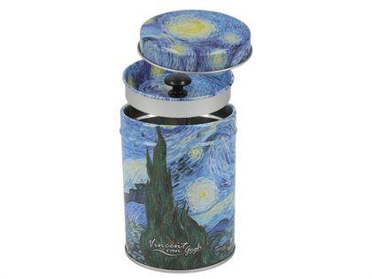Puszka - V. van Gogh, Gwiaździsta Noc (CARMANI)