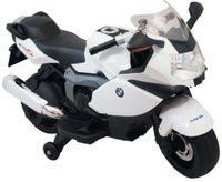 BMW motor pojazd skuter na akumulator licencja czerwone