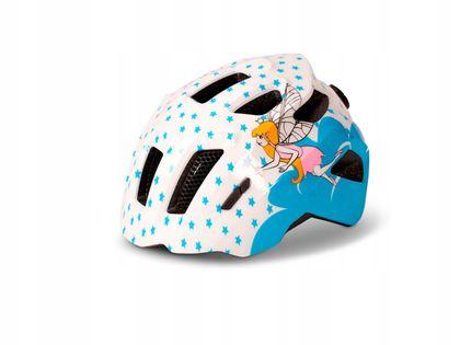 Kask dziecięcy Cube Helmet FINK white S (49-55)