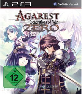 Agarest: Generations of War Zero - PS3
