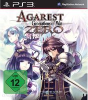Agarest: Generations of War Zero - PS3