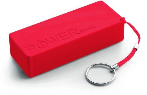 Powerbank Extreme Quark Xl 5000 Mah Czerwony Xpm102R