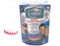 Sztuczne zęby - nakładka kosmetyczna