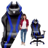 GAMINGOWY fotel OBROTOWY biurowy gracza DIABLO X-HORN 2.0 NORMAL SIZE