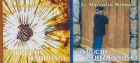 Okruchy mądrości Okróchy codzienności Zestaw 2 książek Mieczysław Maliński