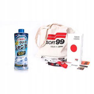 Soft99 neutral shampoo creamy