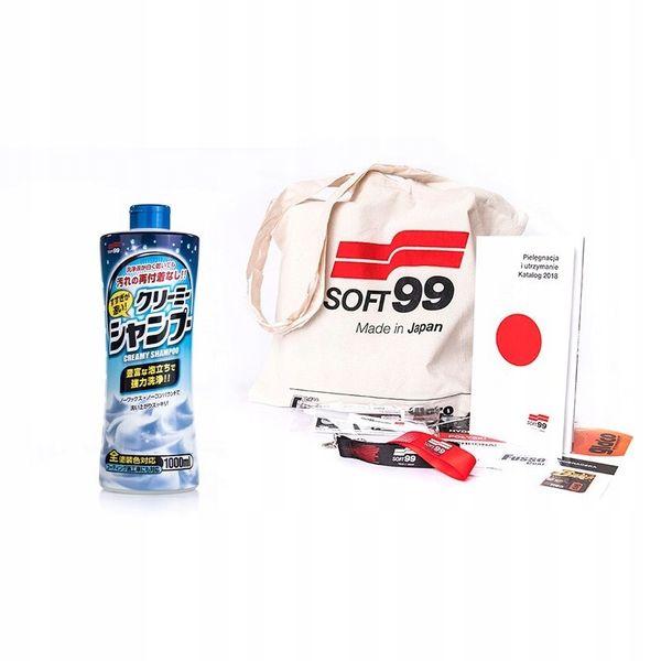 Soft99 neutral shampoo creamy na Arena.pl