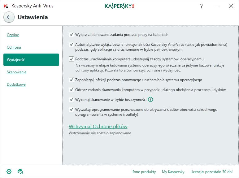 Kaspersky Anti-Virus 5 komputerów / 2 lata na Arena.pl