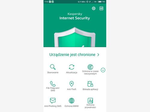 Kaspersky Internet Security 1 urządzenie / 90 dni Starter Pack 2019 PL na Arena.pl