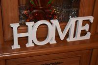 Napis 3D HOME