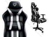 Fotel  gamingowy obrotowy kubełkowy dla gracza DIABLO X-ONE ORYGINALNY zdjęcie 1
