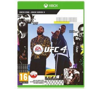 UFC 4 PL (XONE)