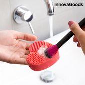 Produkt do Czyszczenia Pędzli Heart InnovaGoods