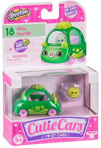 Shopkins Cutie Cars S2 1-pak MIX na Arena.pl