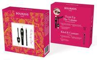 Bourjois For You My Dear! Zestaw Tusz Do Rzęs Ultra Black 8Ml + Eye Pencil Kredka Do Oczu Black 1.14G