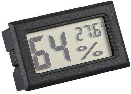 Termometr wilgotnościomierz tablicowy higrometr