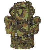 Duży plecak BW turystyczny 65 l M 95 CZ tarn