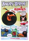 Angry Birds komiks z łamigłówkami Czkawka Bomby