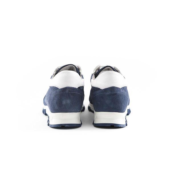 Made in Italia sportowe buty męskie niebieski 45 zdjęcie 3