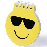 "Notatnik ""uśmiechnięta buzia"""