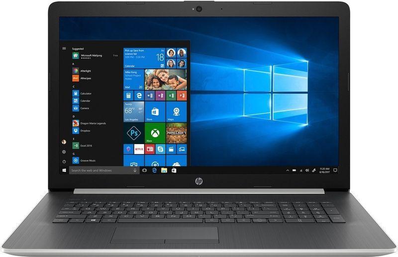 HP 17 FullHD IPS AMD Ryzen 5 2500U Quad 12GB DDR4 128GB SSD 1TB HDD Radeon Vega 8 Windows 10 zdjęcie 1