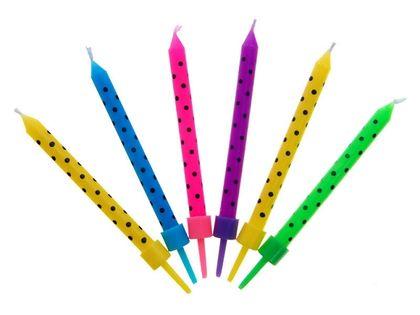 Świeczki na TORT Urodziny Roczek 3 rodzaje