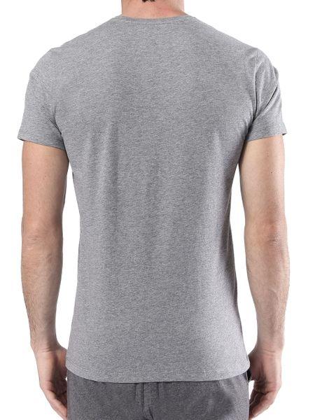 DIESEL UMTEE SHIRT JAKE V-NECK 3-PACK White/Grey/Black 00SPDM-0AALW-01 - XL zdjęcie 4