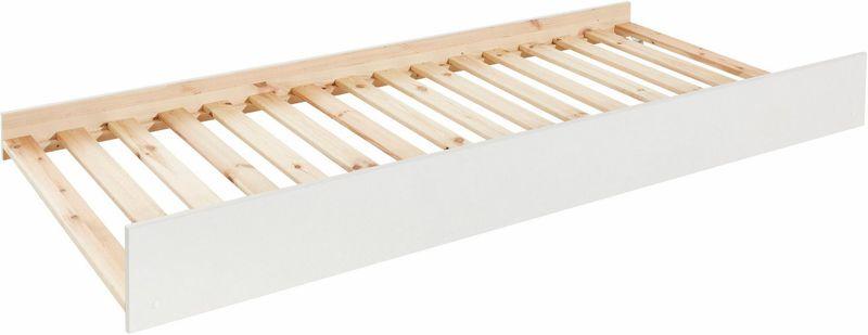 Praktyczna dostawka do łóżka ze stelażem zdjęcie 1