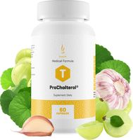 DuoLife ProCholterol 60 kapsułek Cholesterol Serce Żyły