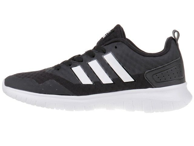 ADIDAS CLOUDFOAM LITE FLEX Core Black Footwear white AW4167 - 42 2/3 zdjęcie 2