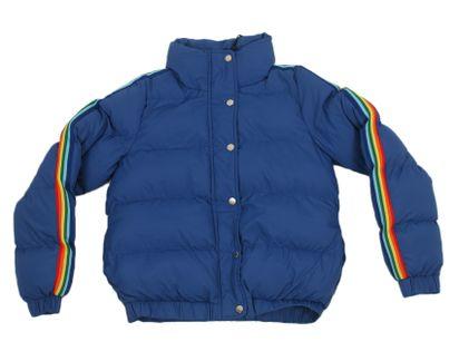 Dziecięca kurtka zimowa RUBY TUESDAY Rainbow roz. 11-12 lat