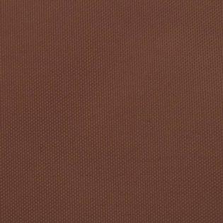 Lumarko Trójkątny żagiel ogrodowy, tkanina Oxford, 3x4x4 m, terakota!