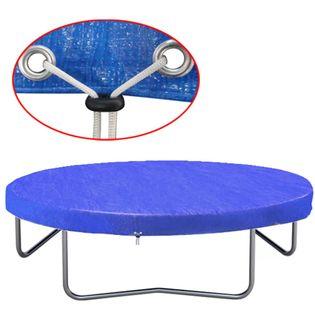 Plandeka na trampolinę, PE, 450-457 cm, 90 g/m²