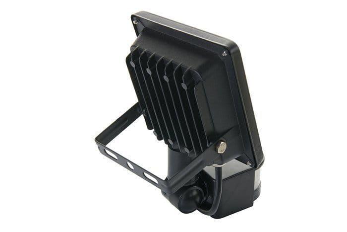 Halogen LED SMD 20W z czujnikiem ruchu, zmierzchu, lampa zdjęcie 2