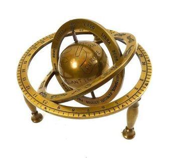 Mosiężne astrolabium MIS-1005