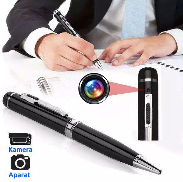 Długopis szpiegowski Kamera Full HD Aparat Dyktafon S53 zdjęcie 6