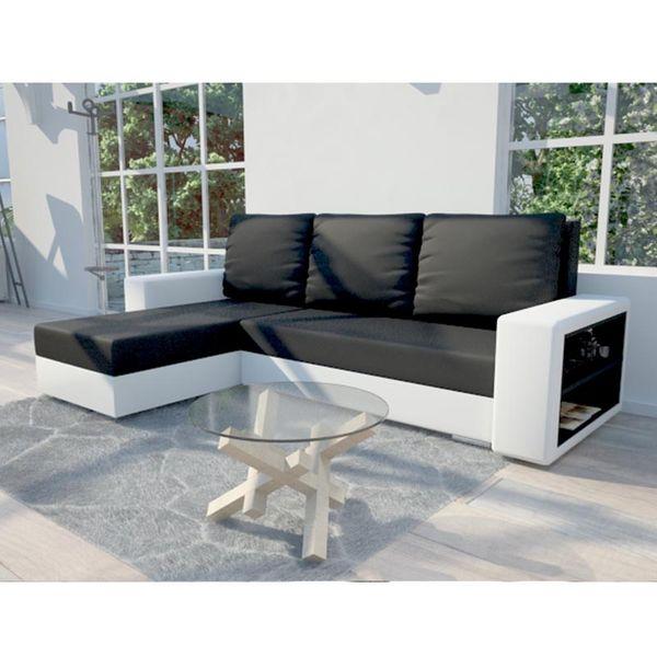 Narożnik MADRAS kanapa pojemnik+barek+spanie zdjęcie 5